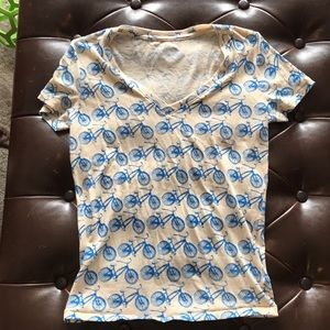 Urban Outfitters Tops - Urban Outfitters bicycle tee